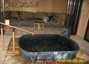 亀屋本店☆露天風呂