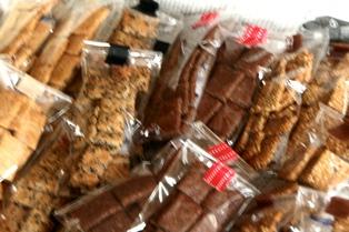 20110616 酒粕酵母クッキー