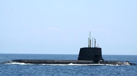 20110723 潜水艦