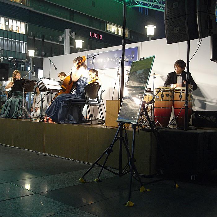 駅中コンサート