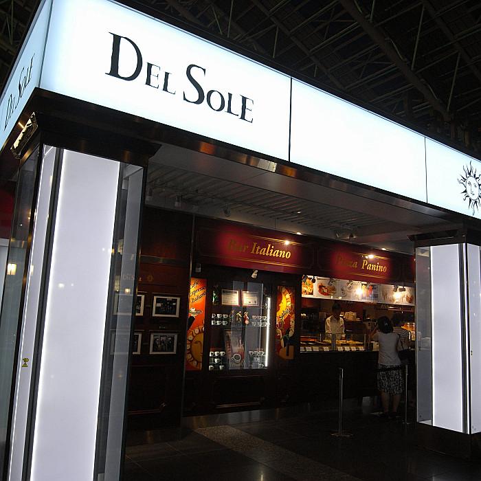 駅中カフェ