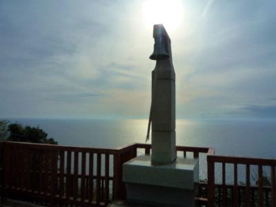 恋人岬の愛の鐘