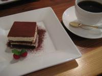 GREENS Coffeeのティラミス&グリーンズブレンド