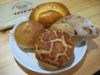 イスズベーカリーのパンたち