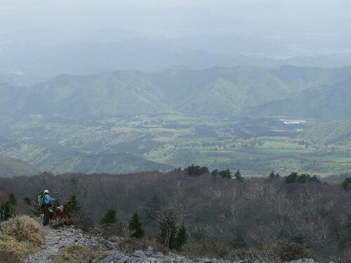 八海山 トレッキング