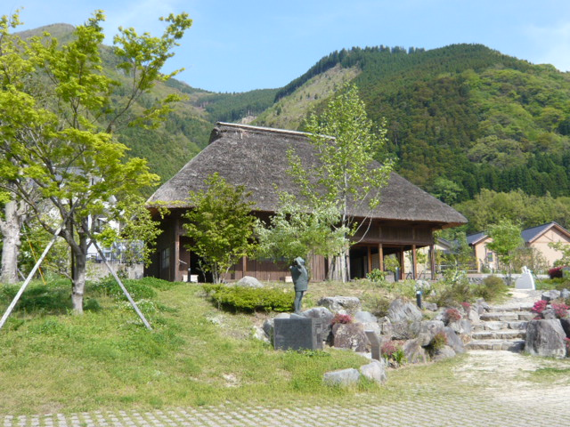 kayabuki house