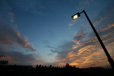 灯りが灯る頃