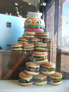 sasebo burgers