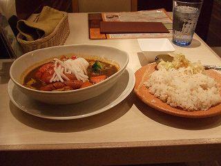 ベジーヤ10品目野菜スープカレー