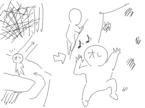もうこれからは、画像にマウスを合わせた時の文字は、普通のにしようかな