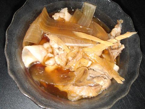 韓国苑の 黒豚丼