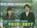 FNNニュース 07/3/11/ ちゅるやさん 全国デビュー