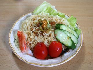 中華三昧・涼麺