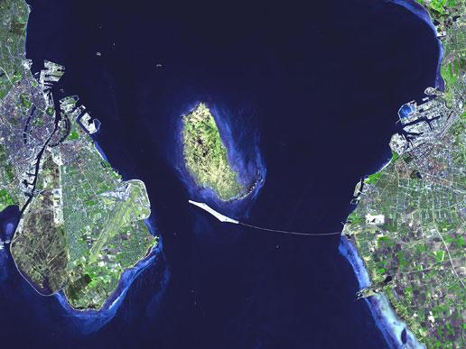 オーレスン海峡大橋