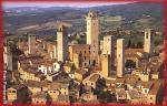 San Gimignano全景