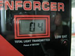 NBOX可視光線透過率