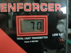 MRワゴン可視光線透過率