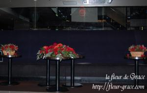 メインテーブル装花セット