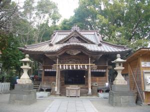 大宮氷川女体神社2