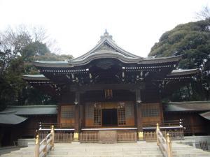 大宮氷川神社2