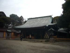 大宮氷川神社3