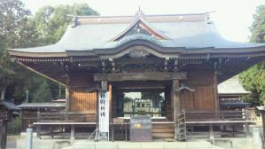 吉方位開運ツアー開催  出雲伊波比神社2