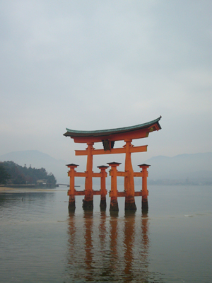 2002/2/26 厳島神社1