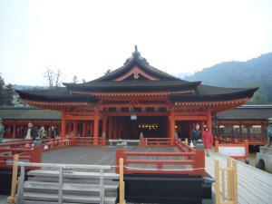 2002/2/26 厳島神社2