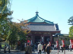 上野不忍の池 辯天堂 巳祈祷祭2