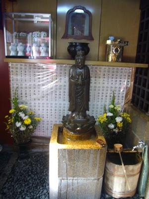 上野不忍の池 辯天堂 巳祈祷祭3