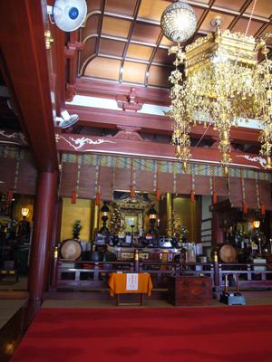 上野不忍の池 辯天堂 巳祈祷祭4