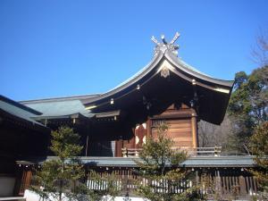 姉崎神社(2011年1月25日)3