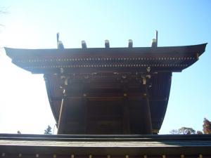 姉崎神社(2011年1月25日)4