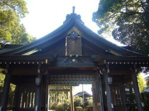 姉崎神社(2011年1月25日)6