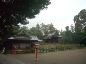 鷲宮神社(2011年9月5日)1