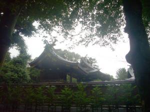 鷲宮神社(2011年9月5日)2