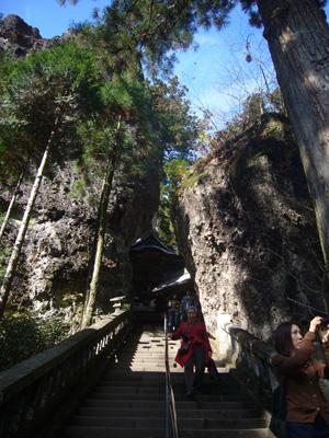 榛名神社(2011年11月12日)8