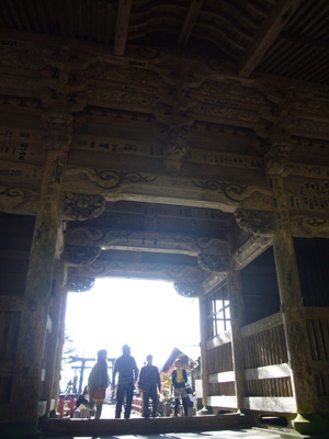 榛名神社(2011年11月12日)19