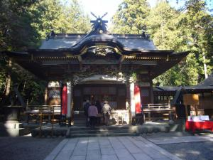 川越氷川神社 喜多院(2011年12月12日)3
