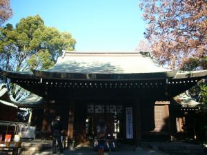 川越氷川神社 喜多院(2011年12月12日)4
