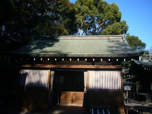 川越氷川神社 喜多院(2011年12月12日)5