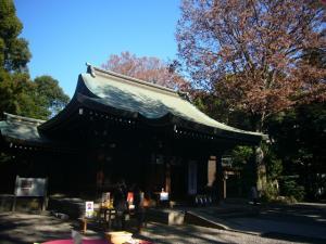 川越氷川神社 喜多院(2011年12月12日)6