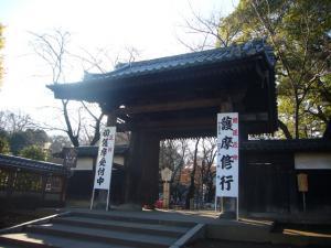 川越氷川神社 喜多院(2011年12月12日)11