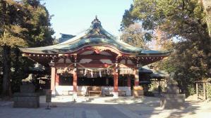 2/2 吉方位開運ツアー 久伊豆神社