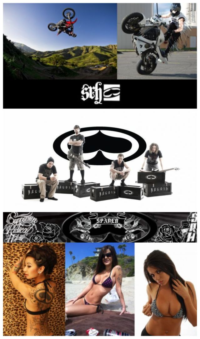 SRH Bike Band Ladys  640x1080