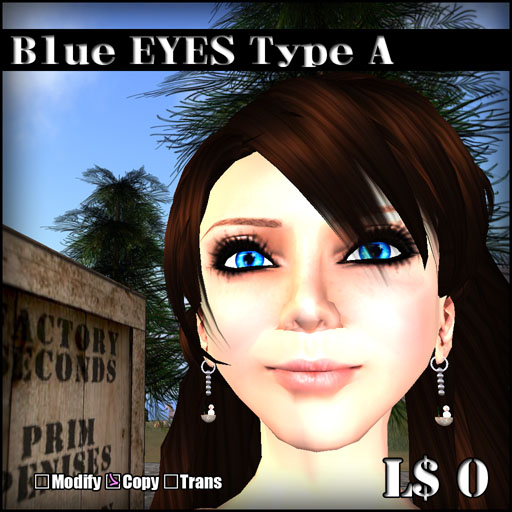 Blue EYES Type A
