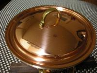 銅鍋洋ナシ