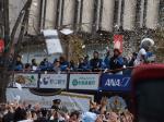 北海道日本ハムファイターズ優勝パレード002