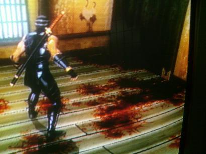 NINJA GAIDEN 血