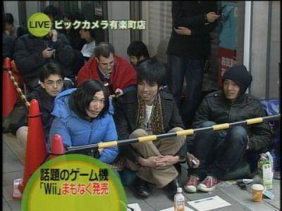 Wii発売